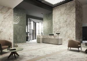 Colección mármol Cerafino Tiles Marbella
